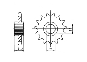 Kit APRILIA SL750 Shiver /GT 08-