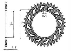 Kit APRILIA RST1000 Futura 01-04