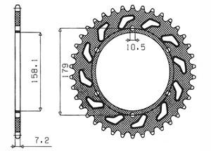 Kit APRILIA ETV1000 Caponord 01-08