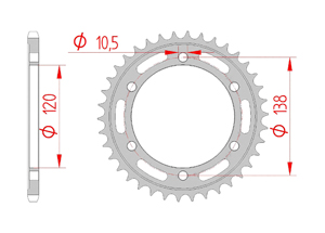 Kit chaine Acier HONDA CBR 300 R-RA 2015 Renforcé Xs-ring