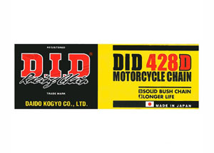 Kit HONDA CG125 W-E 98-