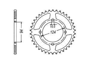 Kit HONDA CB500 /F /T