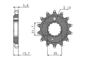 Kit HONDA XR650 R 00-