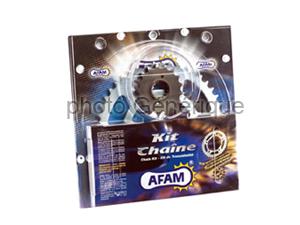 Kit chaine Acier CAGIVA 650 RAPTOR 01-06 Renforcé Xs-ring