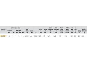Kit chaine Acier DERBI SENDA DRD 125 R 2010-2013 Renforcé Xs-ring
