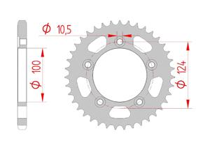 Kit chaine Acier DUCATI 749 2003-2007 Hyper Renforcé Xs-ring
