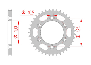Kit chaine Acier DUCATI 1000 DS SS 03 -05 Super Renforcé Xs-ring