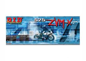 Chaîne DID525ZVM-X(G&G) ZJ