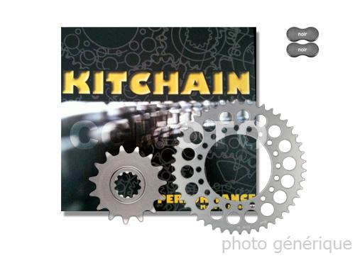 Kit chaine Aprilia 650 Moto Starck