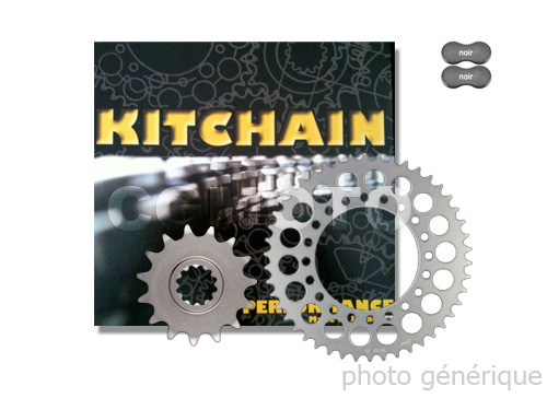 Kit chaine Honda Cg 125 M1