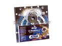 Kit chaine Acier YAMAHA R6 2006-2018 #520 Hyper Renforcé Xs-ring