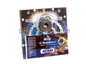 Kit chaine Alu YAMAHA FZS 600 FAZER #520 1998-2002 Hyper Renforcé Xs-ring