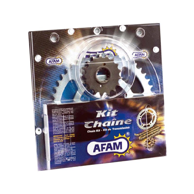 2011 Rouleaux Chaîne 428r1-g or//noir clip AFAM Chaîne Husqvarna te125 4 T Bj